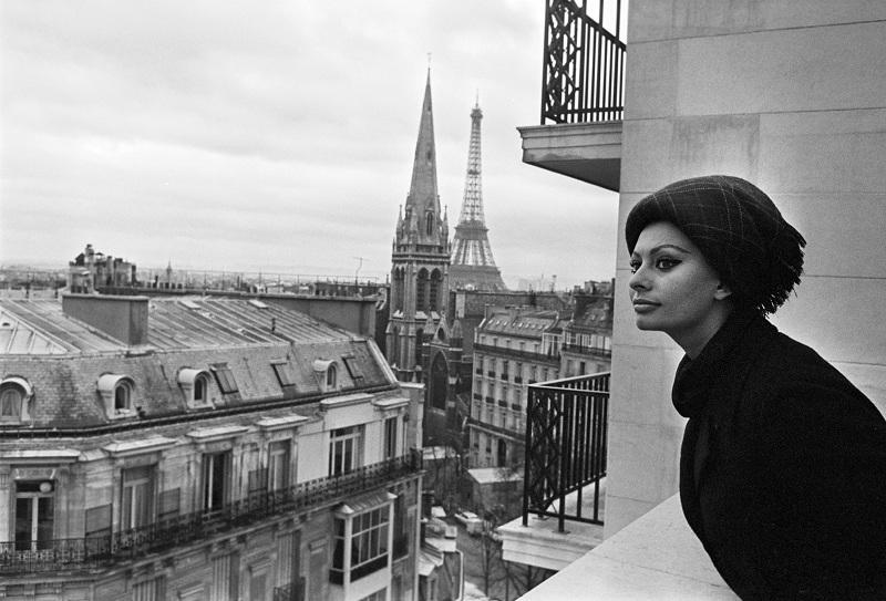 Sophia Loren © Jack Garofalo / Paris Match