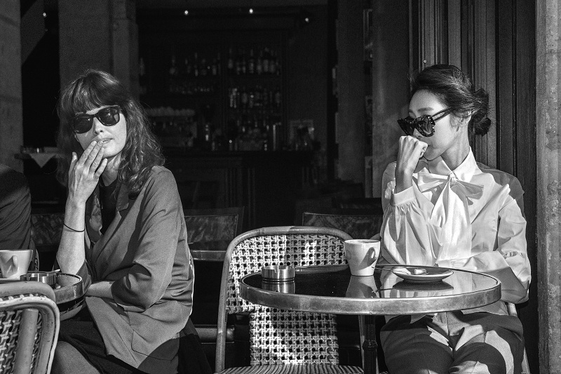 Parisienne ©  Ji Qin