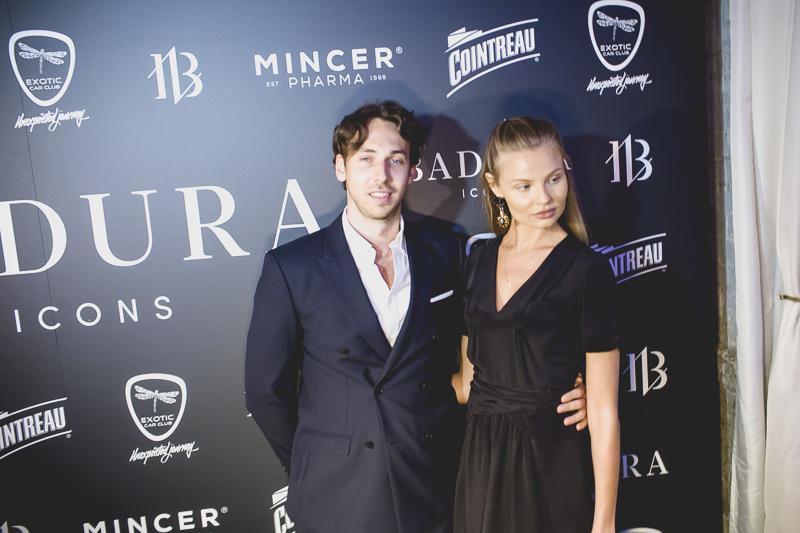Magdalena Frąckowiak i Alex Przetakiewicz/fot. Sławomir Lubowicki