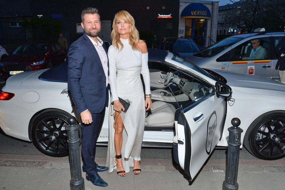 Aneta Kręglicka. Exotic Car Club - Partner wydarzenia/fot. mat. prasowe Badura
