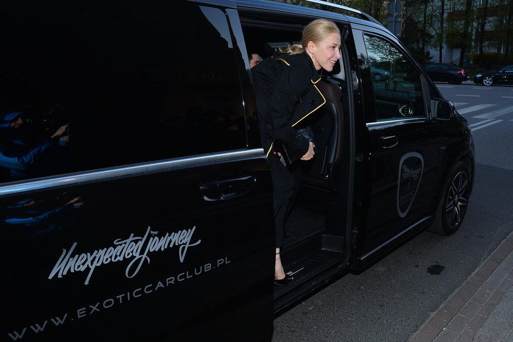 Kasia Warnke.Exotic Car Club - Partner wydarzenia /fot. mat. prasowe Badura