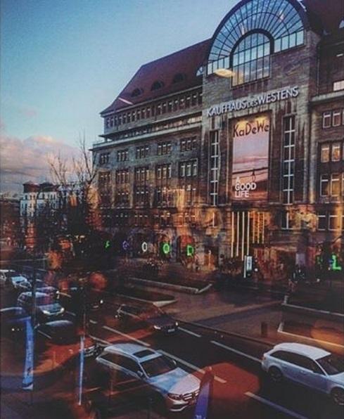 Kaufhaus des Westens / Instagram @kadewe_berlin