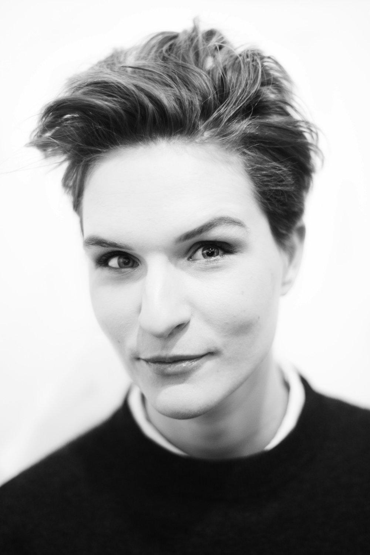 Ola Bąkowska/fot. Anna Sadłowska