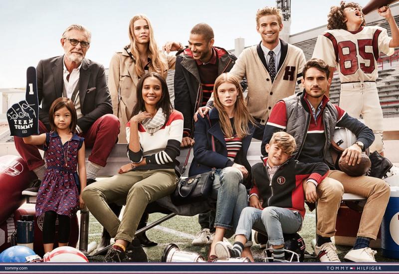 Kampania Tommy Hilfiger jesień-zima 2015