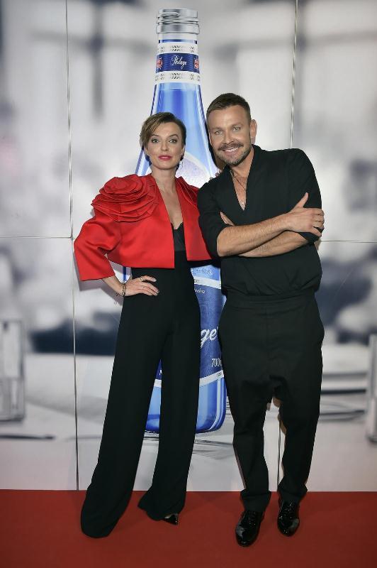 Katarzyna Sokołowska i Dawid Woliński/fot. AKPA