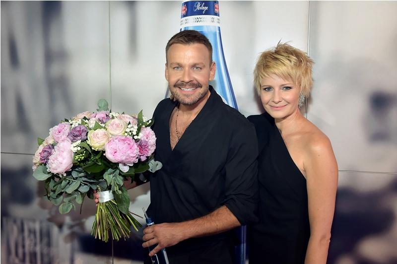 Dawid Woliński i Małgorzata Kożuchowska/fot. AKPA