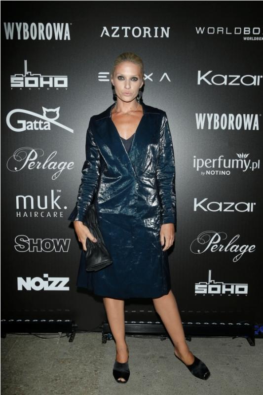 Magdalena Samborska - Rebel Look/fot. AKPA