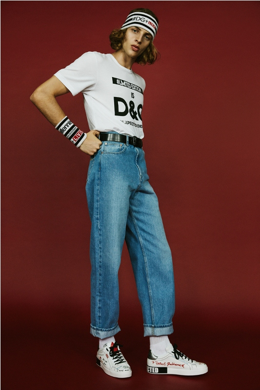 Limitowana kolekcja LVR x Dolce&Gabbana