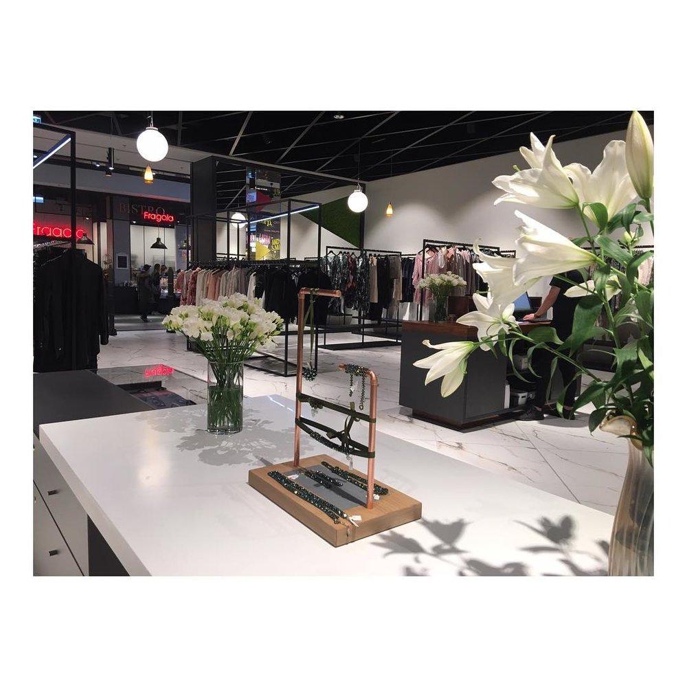Wnętrze butiku Warsaw Concept Store/Instagram: @warsawconceptstore