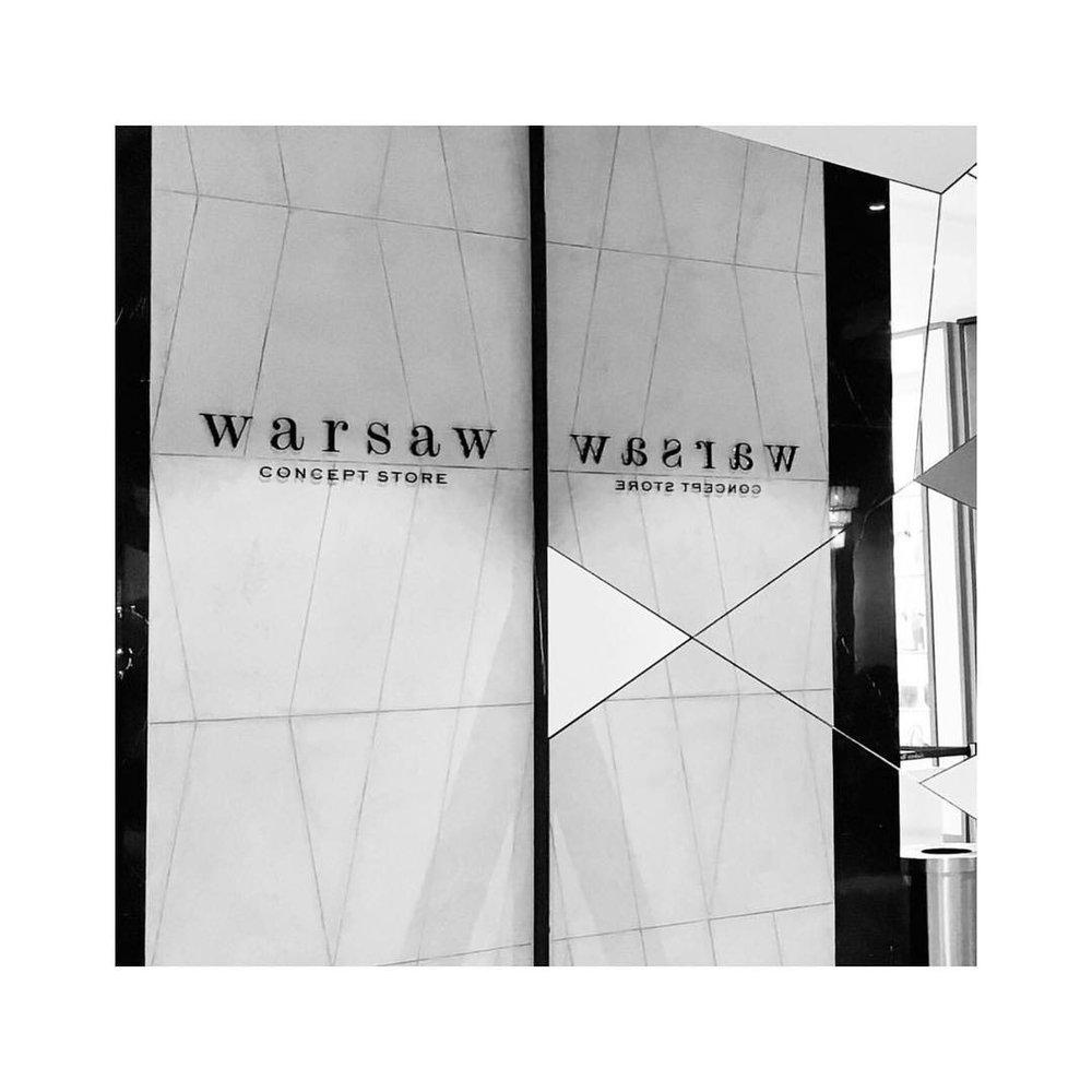 Instagram: @warsawconceptstore