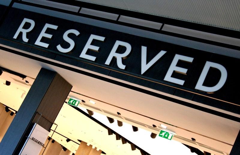 Otwarcie sklepu Reserved na Oxford Street w Londynie/fot. Karolina Konstancja Lutomirska
