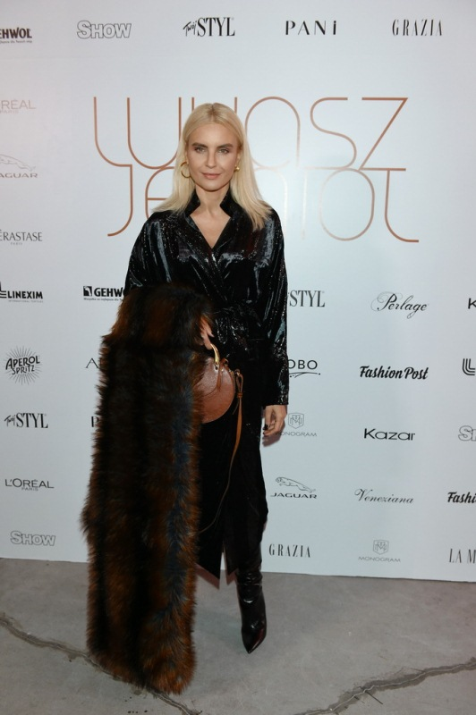 Joanna Horodyńska/fot. Filip Okopny - Fashion Images