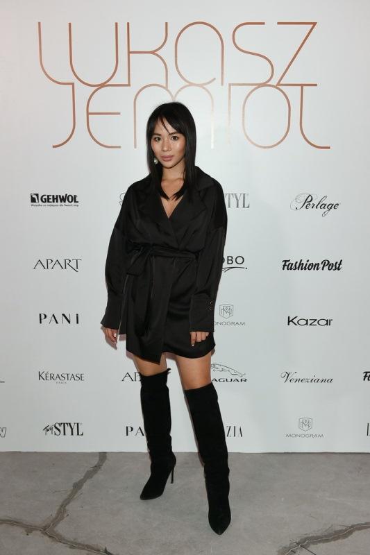 Lana Nguyen/fot. Filip Okopny - Fashion Images