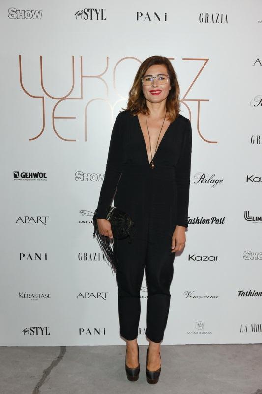 Beata Sadowska/fot. Filip Okopny - Fashion Images