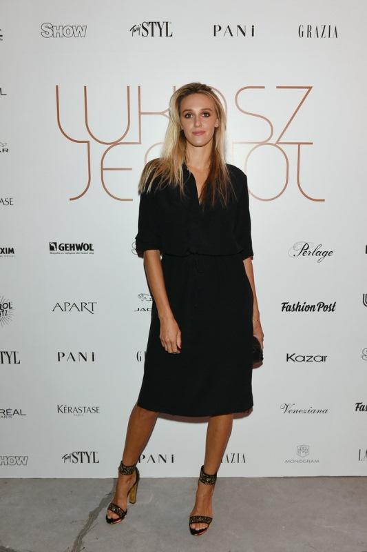 Aleksandra Żurawska/fot. Filip Okopny - Fashion Images