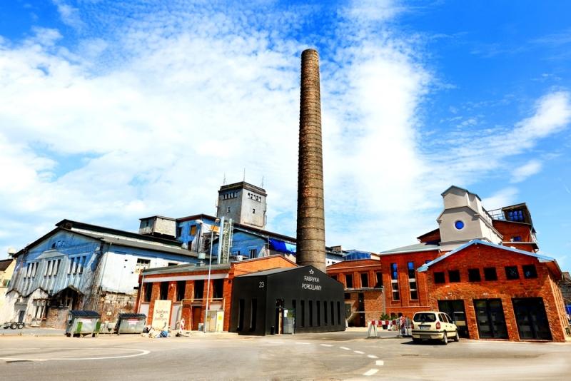 Fabryka Porcelany w KatowicachFot. materiały prasowe KTW Fashion Week