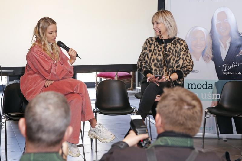 Jessica Mercedes Kirschner oraz Anna Puślecka /fot. AKPA