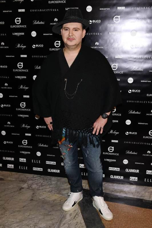 Michał Witkowski/fot. Andrzej Marchwiński - Fashion Images