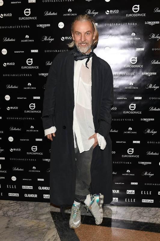 Robert Kupisz/fot. Andrzej Marchwiński - Fashion Images