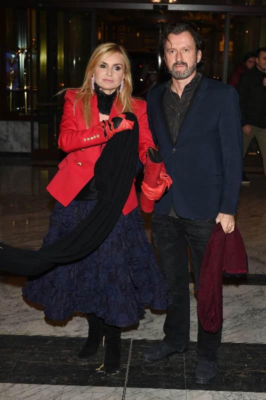 Monika Olejnik i Tomasz Ziółkowski/fot. Andrzej Marchwiński - Fashion Images