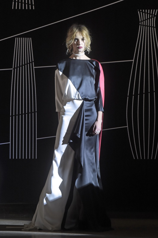 Suknia projektu Paprocki&Brzozowski /fot. AKPA