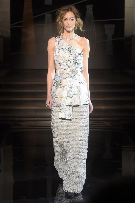 Suknia projektu Weave /fot. AKPA