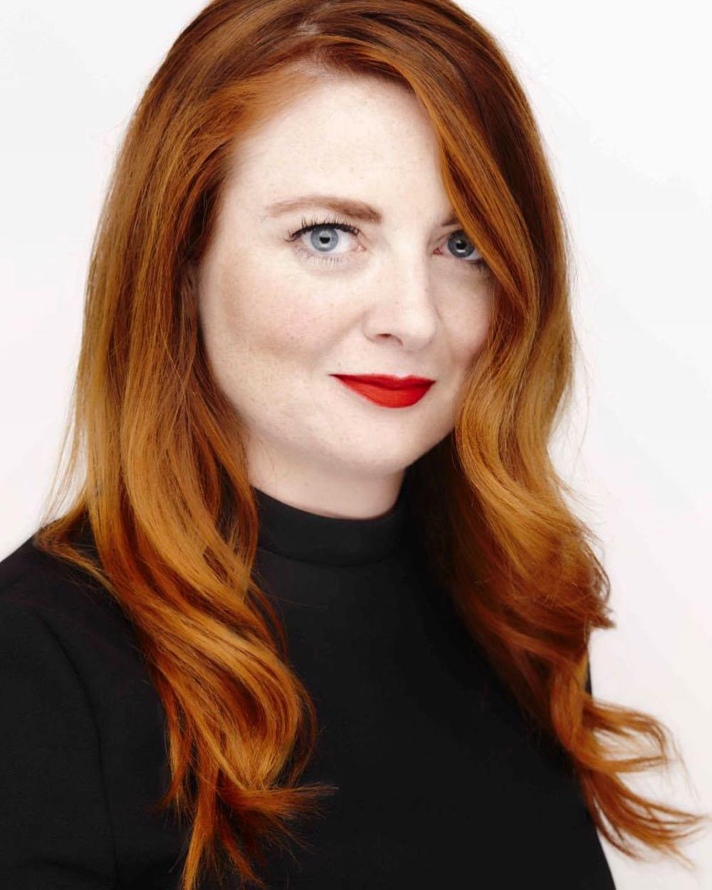 Nowa redaktor naczelna amerykańskiej edycji magazynu Glamour - Samantha Barry/Instagram: @polymoda