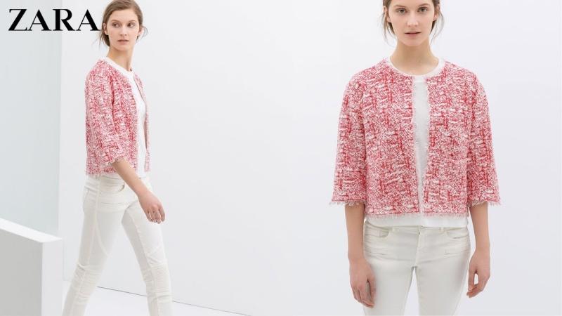 Kampania Zara wiosna-lato 2014