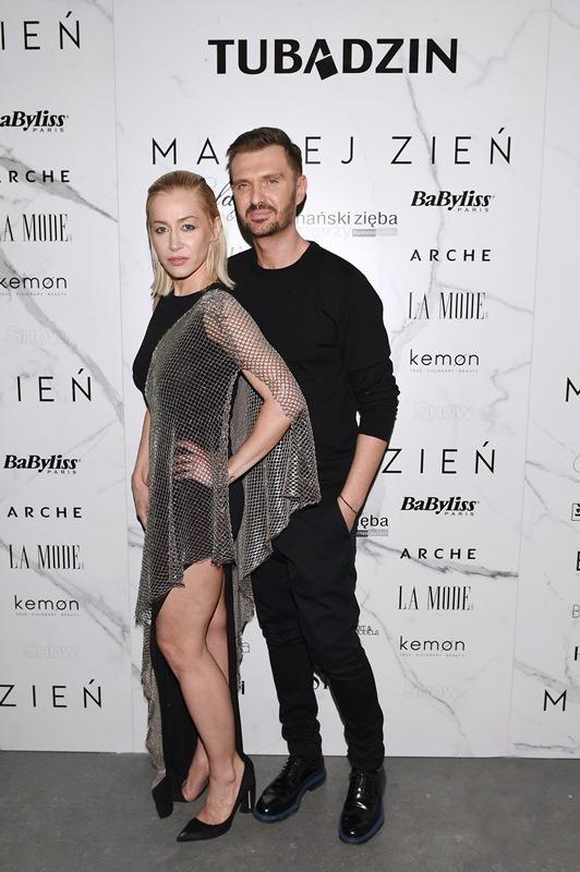 Kasia Warnke i Maciej Zień/fot. Andrzej Marchwiński - Fashion Images