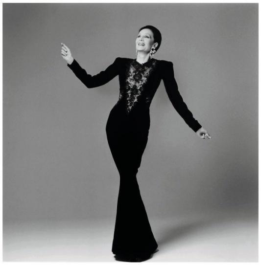 Jacqueline de Ribes /fot. www.idolmag.co.uk
