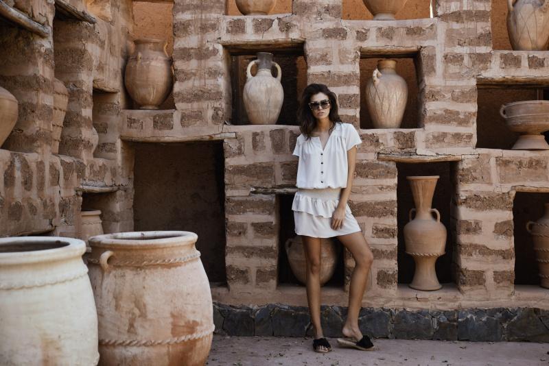 "303 Avenue ""Tales of Marrakech"" /fot. Dorota Porębska"