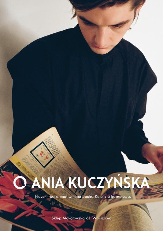Ania Kuczyńska Man /Fot. Materiały prasowe