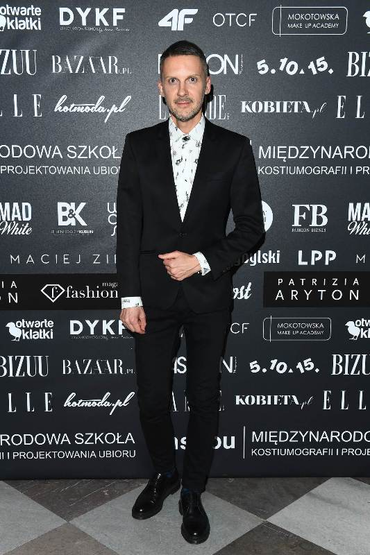 Projektant Mariusz Przybylski/fot. materiały prasowe