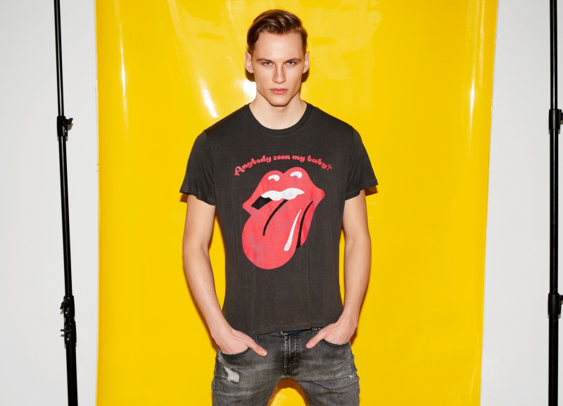 Kampania BIZUU x The Rolling Stones /fot. Maciej Nowak