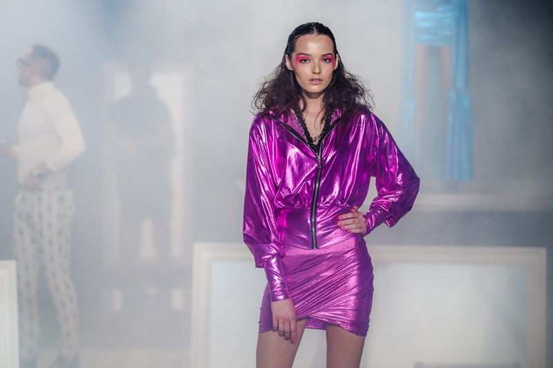 Pokaz kolekcji marki PILAWSKI na sezon wiosna-lato 2018/fot. Filip Okopny - Fashion Images