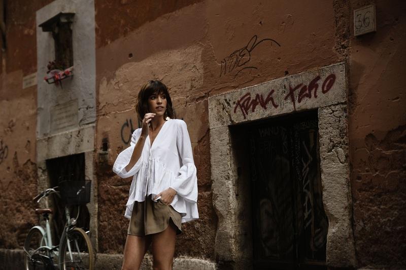 Kampania kolekcji LA GRANDE BELLEZZA marki 303 Avenue/fot. Dorota Porębska