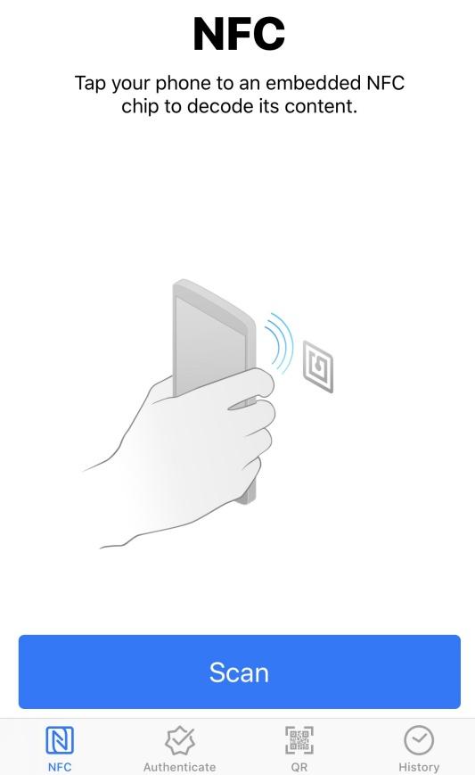Fot. aplikacja Decode