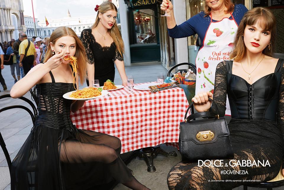 Dolce&Gabbana wiosna-lato 2018 [wideo]
