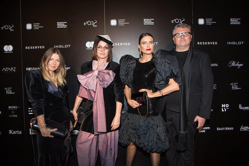 Ilona Majer(MMC), Agnieszka Ścibior, Joanna Horodyńska i Rafał Michalak (MMC)/fot. Maciej Goliszewski & Krzysztof Jarosz/Epoka