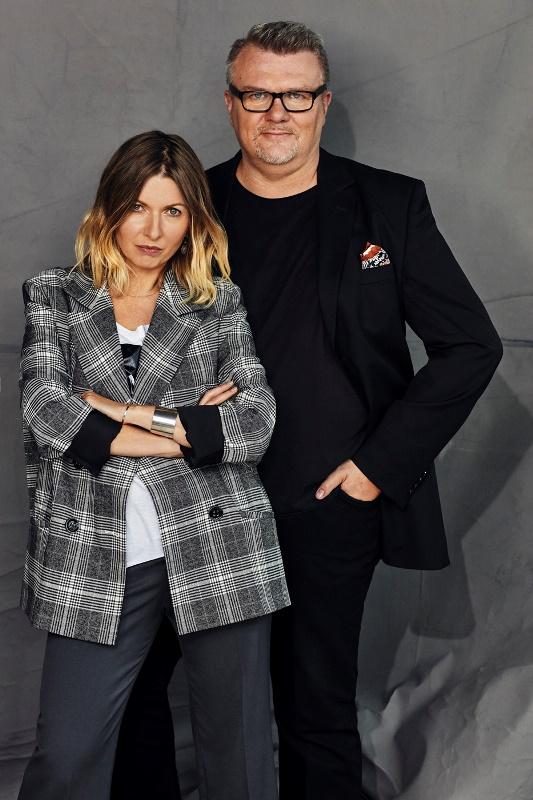 Duet MMC - Ilona Majer i Rafał Michalak/fot. Aldona Karczmarczyk