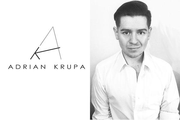 Projektant Adrian Krupa/fot. materiały prasowe