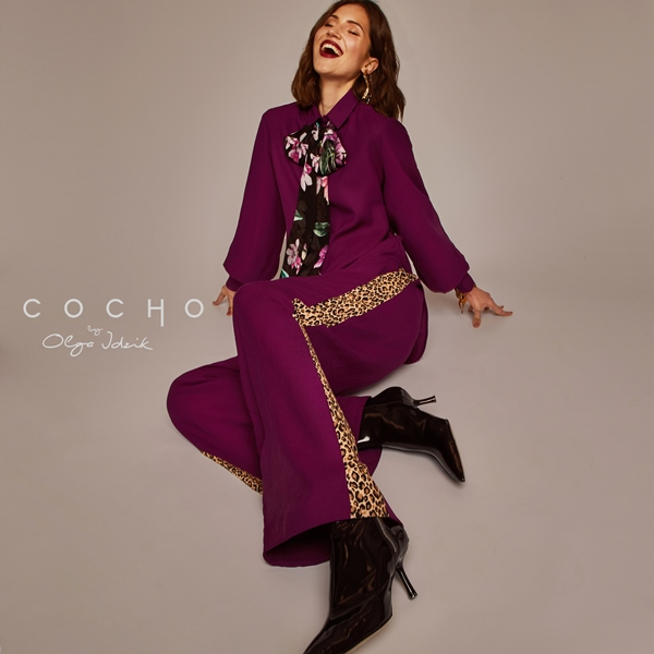 Najnowsza kolekcja marki COCHO by Olga Idzik/fot. materiały prasowe