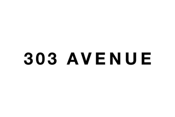 Logo marki 303 Avenue
