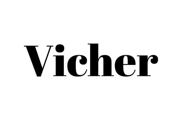 Logo marki Vicher