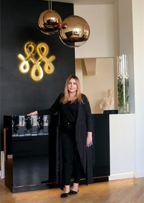 Agata Ula Rzepniewska - dyrektor kreatywna marki Marlu