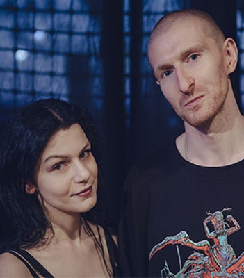 Duet D00M 3K - Sylwia Rochala i Michał Niechaj