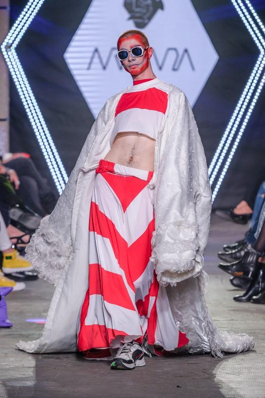 Pokaz Tomasza Armady/fot. Filip Okopny - Fashion Images