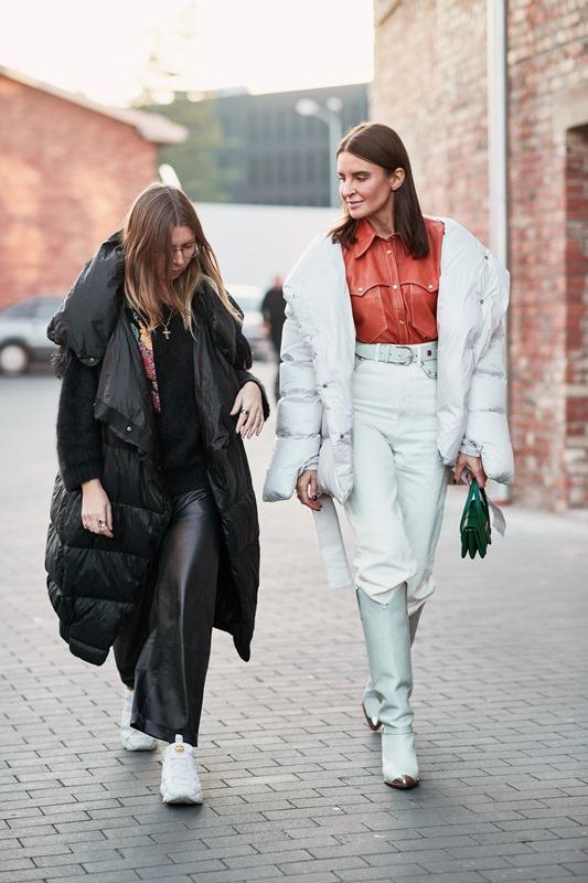 Ilona Majer i Joanna Horodyńska/fot. Szymon Brzóska - The Style Stalker