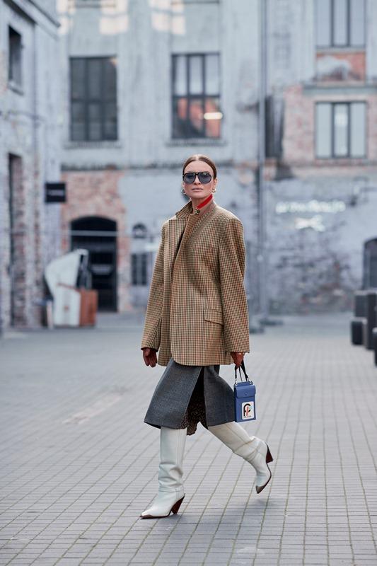 Joanna Horodyńska/fot. Szymon Brzóska - The Style Stalker