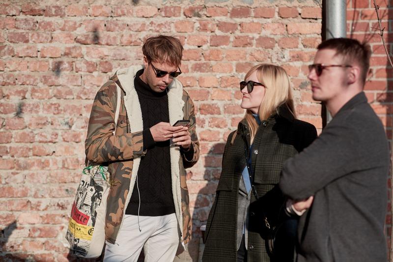Marcin Świderek, Hanna Rydlewska i Łukasz Aksamit/fot. Szymon Brzóska - The Style Stalker